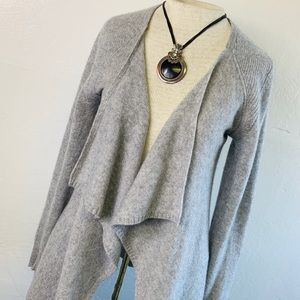 Sweaters - Cashmere Light Gray Sweater